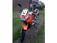 Xgjao 125cc motorbike