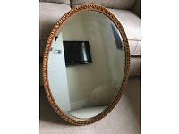 Beautiful Oval Mirror