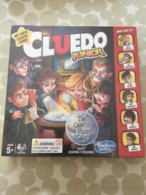 Junior Cluedo - New