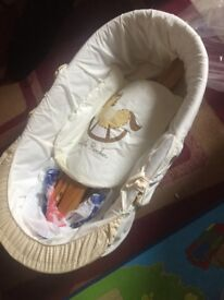 Baby basket for free