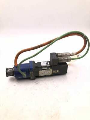 Parker Smha60601 0.50kw Low Inertia Servo Motor 0.043 Mkgm2 W 51 Drive