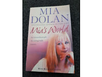 Mia's world: an extraordinary gift, an unforgettable journey by Mia Dolan Psychic Gifts Powers