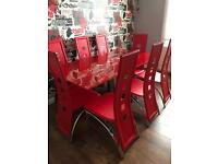 Dinning Room Table with 8 chairs