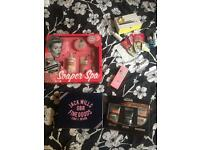 Various Toiletries Sets - Soap and Glory, L'Oréal Men, Jack Wills, Birchbox