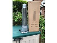 Brand new firefly electric patio heatet