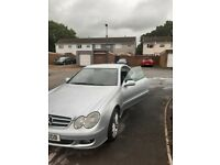 Mercedes-Benz, CLK, Coupe, 2007, Semi-Auto, 2987 (cc), 2 doors