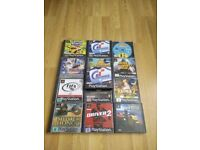 12 x Sony playstation 1 games. Joblot