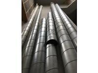 Ventilation ducting MVHR
