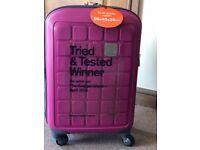 Tripp Luggage Cerise Cabin Case
