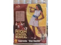Gabriella Montez (High School Musical costume) Age 9-11 years - For World Book Day like NEW