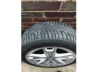 2010 audi a3 alloy wheels