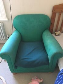 Bargain for quick sale!! Two super-comfy armchairs