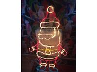 Multifunctional jumping santa