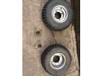 Quadbike tyres