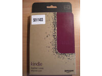 KINDLE LEATHER CASE RED BRAND NEW SEALED RRP £29.99 BARGAIN £15.00