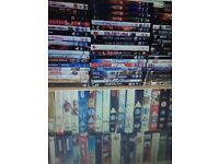Job lot of 50 dvd's