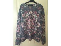 New River Island Jumper size large
