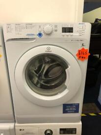 *** Indesit Innex 8kg 1600spin A++ washing machine***Free Delivery**Fitting**Removal