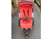 Quinny Buzz 3-in-1 travel system