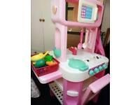 Doll Play kitchen