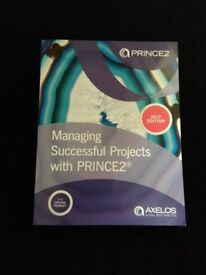 PROJECT MANAGEMENT- BRAND NEW: Managing successful projects with PRINCE2 2017 Edition