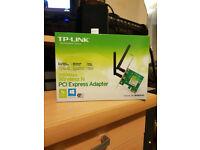 TP-LINK wifi card 2.4GHz