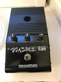 Rocktron Banshee Talkbox for Guitar or Vocals. Amazing Effect