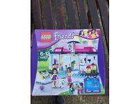 Lego Friends Heartlake Pet Station 41007