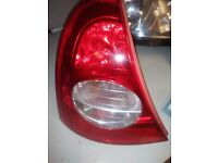 2004 Renault clio pass side rear light