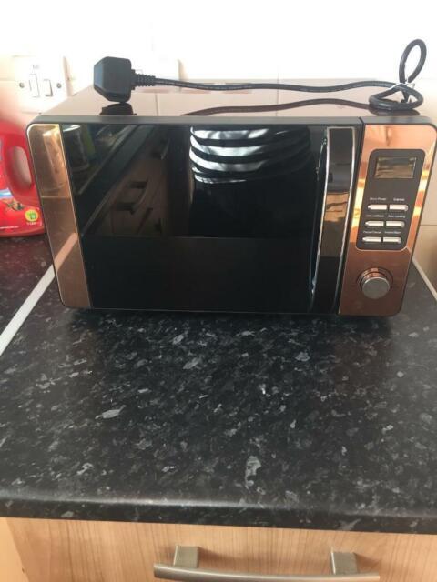 Copper Microwave In Rugby Warwickshire Gumtree