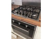* Cooker!!! Oven and hob *