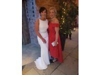 Mikaella wedding dress UK size 10 style #2090