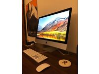 Apple iMac 27 inch Retina 5k, i5 3.2 GHz, 8GB, AMD Radeon R9 M380 (Late 2015)