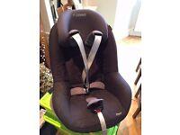 Maxi cosi children's car seat