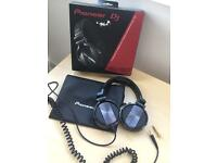 Pioneer Headphones - HDJ 1500 BLACK