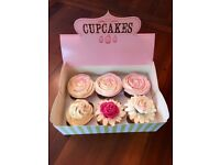 The Cakery offers delicious and fresh celebration cakes and treats perfect for parties or gifts