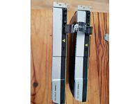 Pair of Nvidia Quadro 5000 2.5 gbyte SLI cards