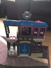 Batman gotham city jail