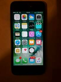 IPhone 5s Space Grey Good condition
