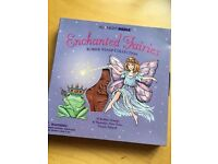 Enchanted Fairies rubber stamp collection