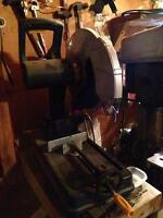 Mastercraft Chopsaw For Sale