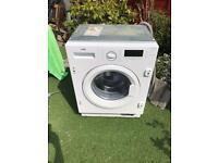 Washing machine - integrated