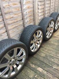 "Alloy wheels 20"" Range Rover Sport supercharger"