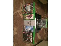 1 month old Xbox one,Kinect,6 games,contoller