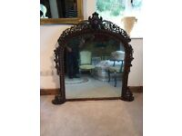 early victorian mirror