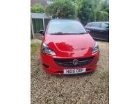 Vauxhall, CORSA, Limited Edition, Hatchback, 2015, Manual, 1398 (cc), 5 doors