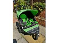 Out n about nipper 360 twin pushchair