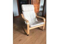 Kids Ikea chairs x 2