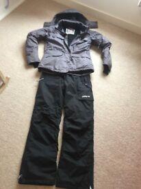 Ladies Ski jacket and pants