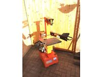 Rytec Petrol Log Splitter chainsaw